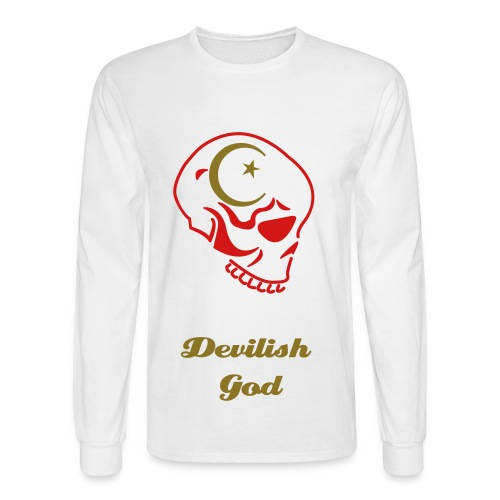 cosmic thought - Men's Long Sleeve T-Shirt