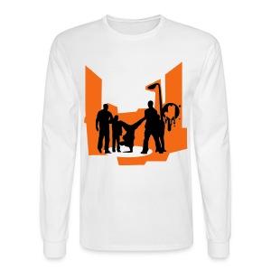 The Corner - Men's Long Sleeve T-Shirt