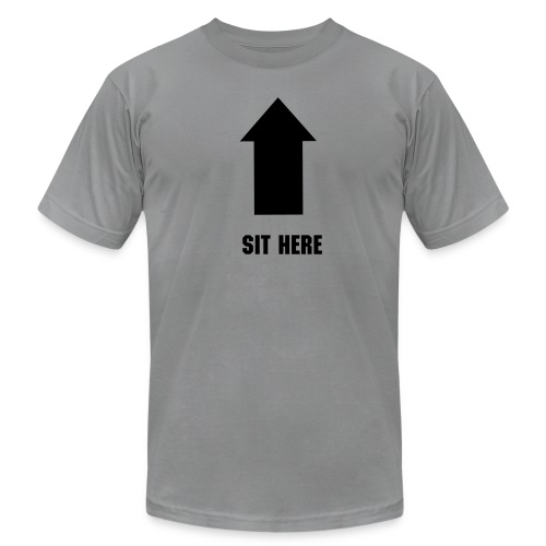 Sit Tee - Men's Fine Jersey T-Shirt