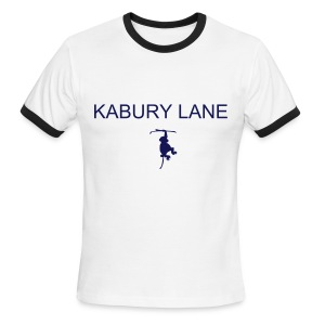 Kabury Lane monkey T-Shirt - Men's Ringer T-Shirt