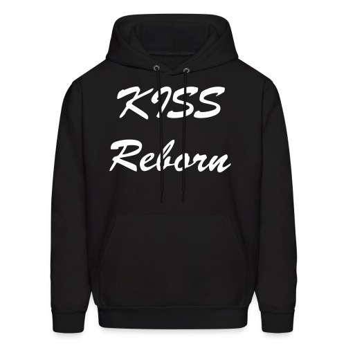 KISS Reborn Hooded Sweatshirt - Men's Hoodie