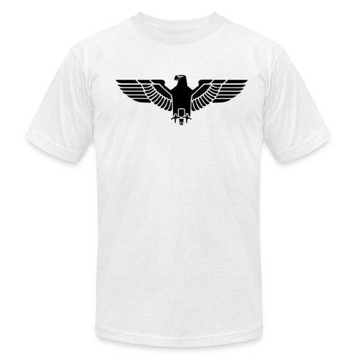Uber Eagle Casual - Men's Fine Jersey T-Shirt