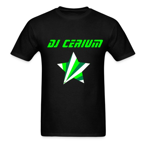 Dj Cerium - Men's T-Shirt