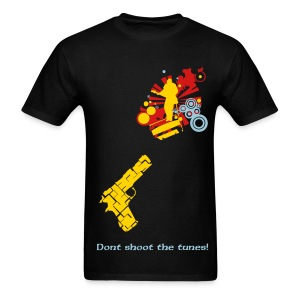 dont shoot! bl 1 - Men's T-Shirt