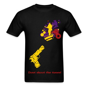 dont shoot! bl 2 - Men's T-Shirt