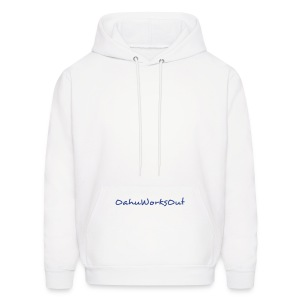 OahuWorksOut Official Sweatshirt - Men's Hoodie