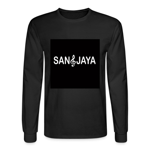 SANGJAYA - Men's Long Sleeve T-Shirt