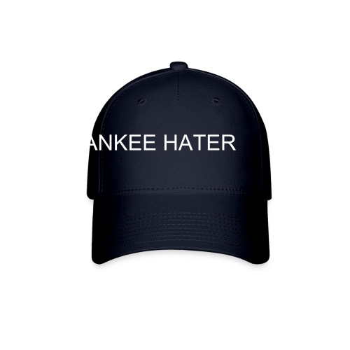 yankee hater mike lowell - Baseball Cap