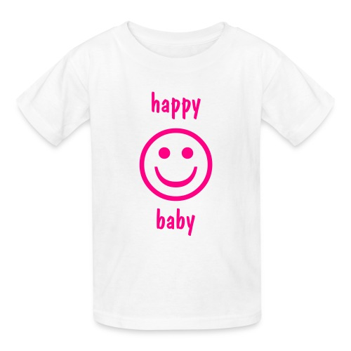 happy baby t-shirt - Kids' T-Shirt