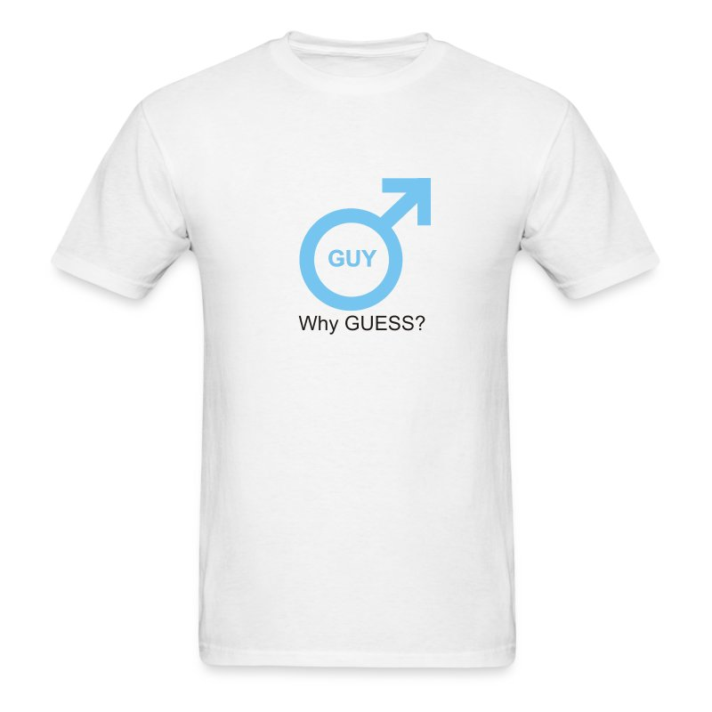 GuessGuy - Men's T-Shirt