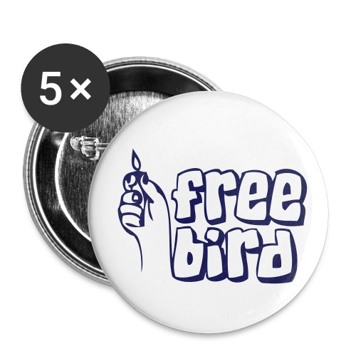 Free Bird - Small Buttons