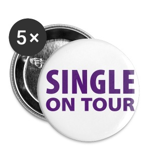 Single on Tour - Small Buttons