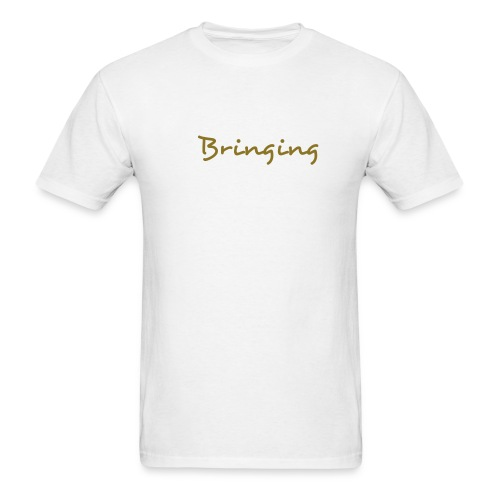 Bring Sexy on my Back - Men's T-Shirt