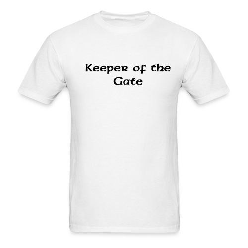 Gatekeeper - Men's T-Shirt