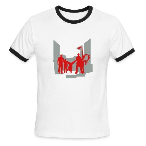 urbanTee - Men's Ringer T-Shirt