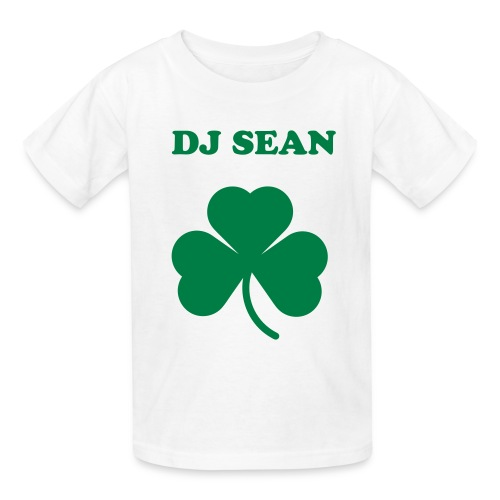 Dj Sean Junior T-Shirt - Kids' T-Shirt