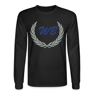 WB Wings - Men's Long Sleeve T-Shirt