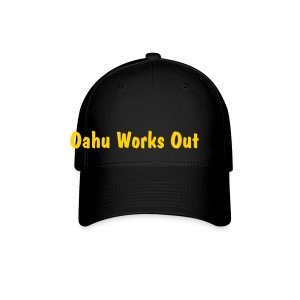 Oahu Works Out Cap - Baseball Cap