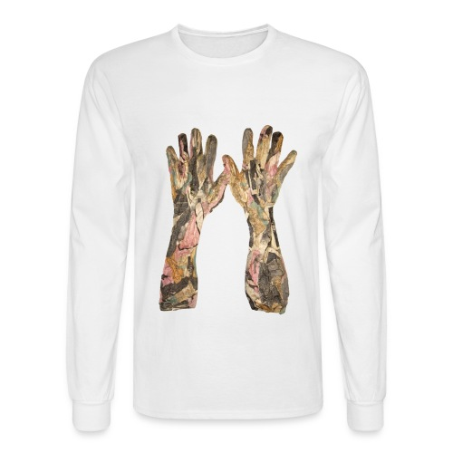 Original Art T-shirt Praise - Men's Long Sleeve T-Shirt