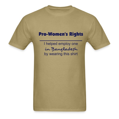 women's rights - Men's T-Shirt