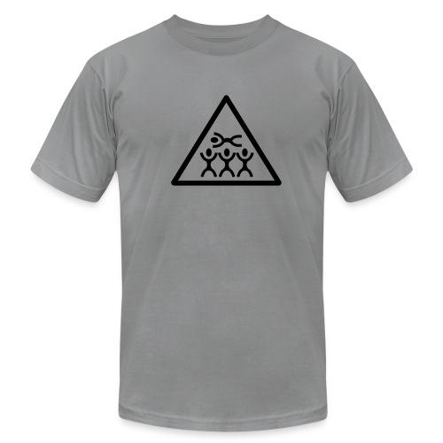 Crowd Surfing T - Men's Fine Jersey T-Shirt