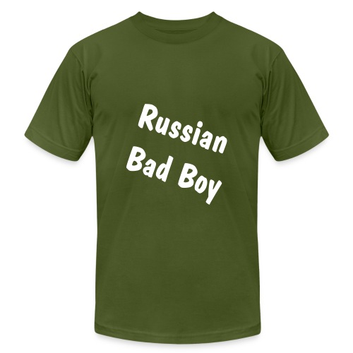 Russian Bad boy 2 mens - Men's  Jersey T-Shirt