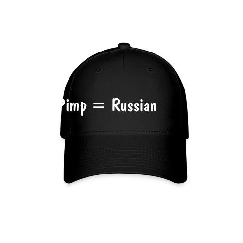 Pimp Russian Cap men's/women's - Baseball Cap