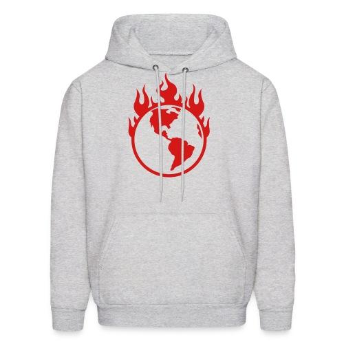 Global Warming Hoodie - Men's Hoodie