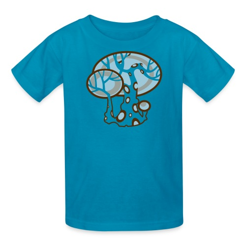 Kids Happy Tree Shirt - Kids' T-Shirt