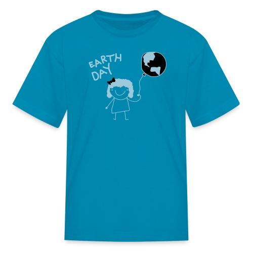 Kids Earth Day Tee - Kids' T-Shirt
