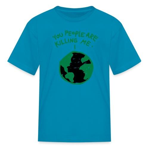 Kids Earth Tee - Kids' T-Shirt