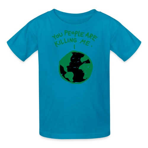 Kids Earth Tee - Kids' T-Shirt
