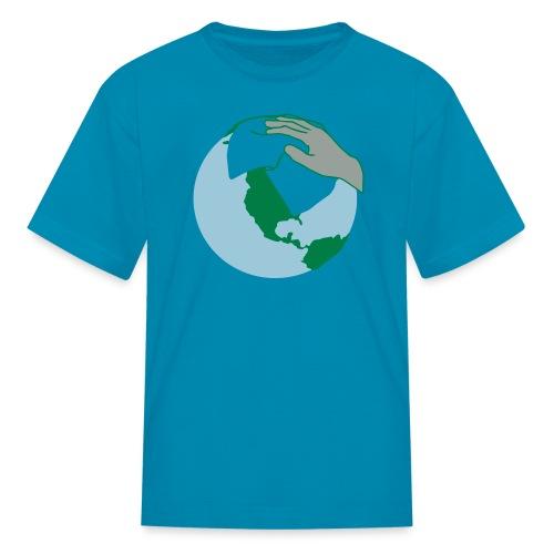 Kids Clean Planet Tee - Kids' T-Shirt
