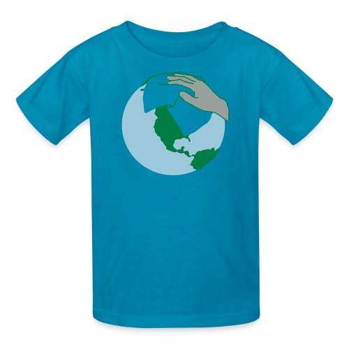 Kids Clean Planet Tee - Kids' T-Shirt