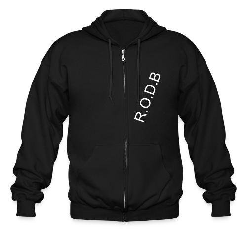 Men's Zip Hoodie - i ont know all yall name so i use kida