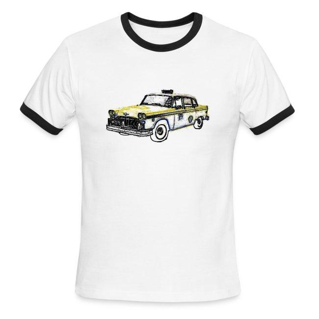 Checker Cab Sketch Ringer