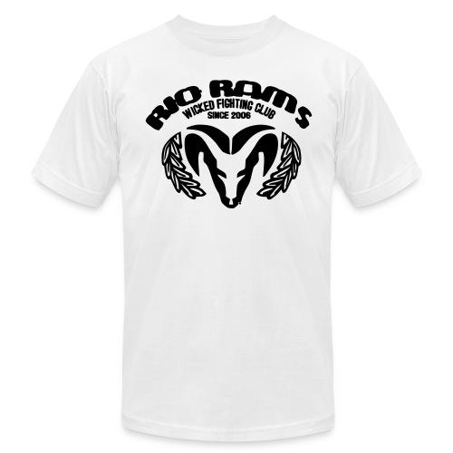 RIO RAMS - Men's Fine Jersey T-Shirt