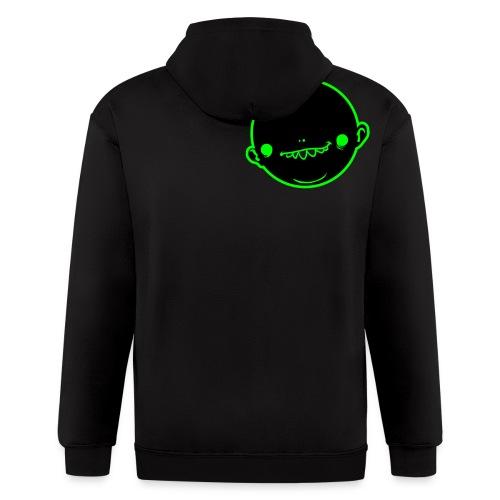 Midnyte Zip up hoodie - Men's Zip Hoodie