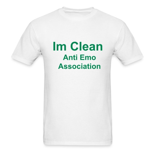 im clean - Men's T-Shirt