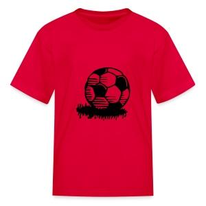 Soccer Fun - Kids' T-Shirt