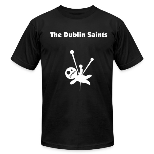 The Dublin Saints 07 Tour Tee - Men's Fine Jersey T-Shirt