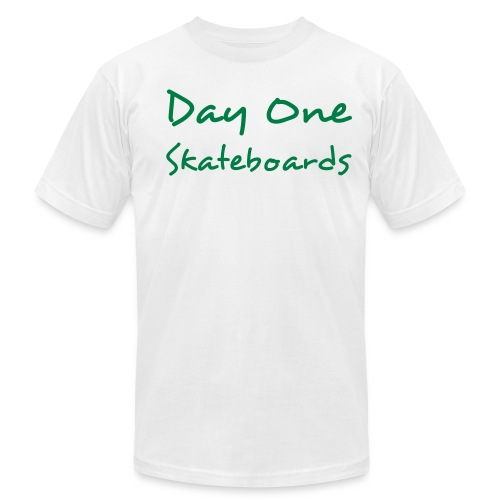 Day One Skate Tee - Men's Fine Jersey T-Shirt