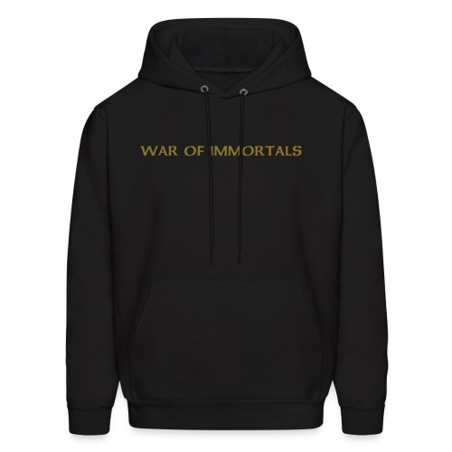 War of Immortals Fan Hooded Sweatshirt - Men's Hoodie