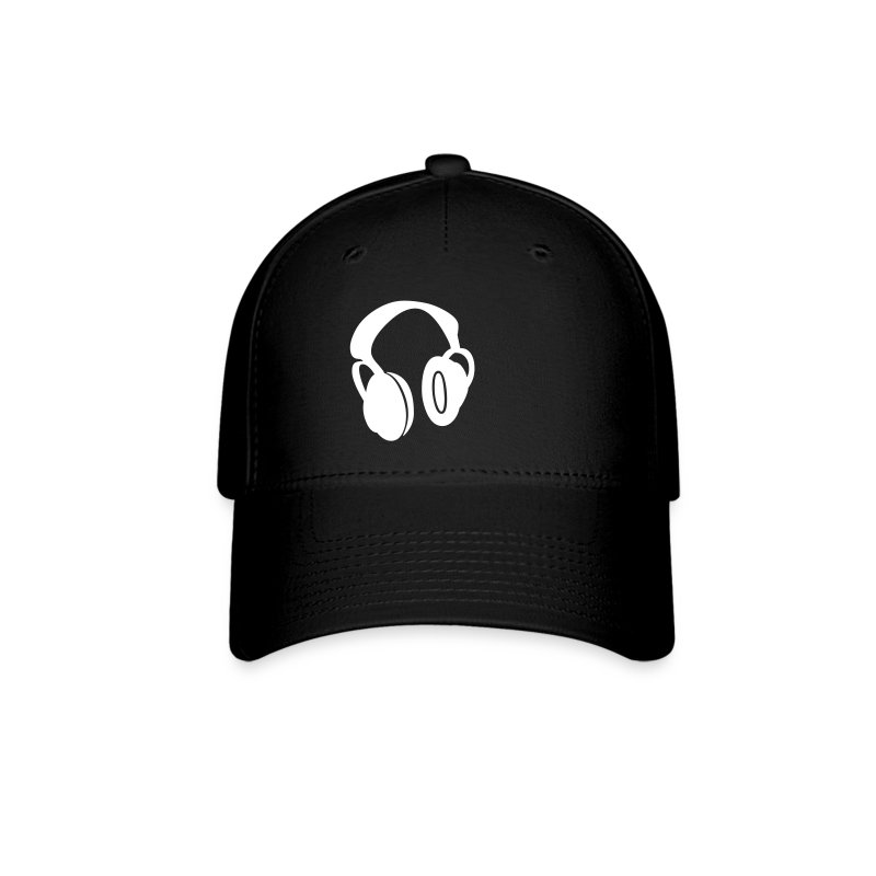 * DJ Headphones Cap - Baseball Cap