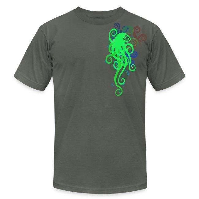 Graphic Octopus