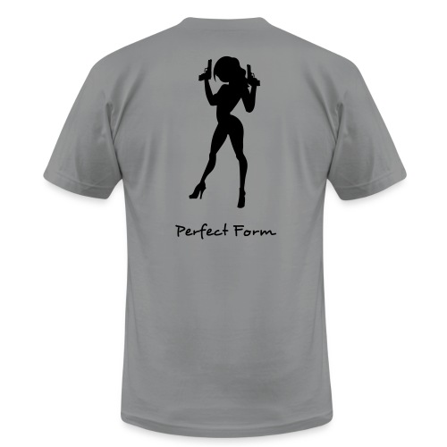 Fit Psych - Perfect Form - Men's Fine Jersey T-Shirt