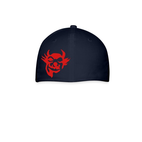 devil clown hat - Baseball Cap