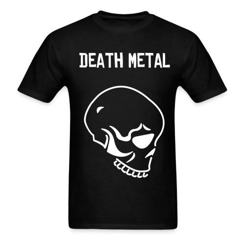 Death Metal Tee - Men's T-Shirt