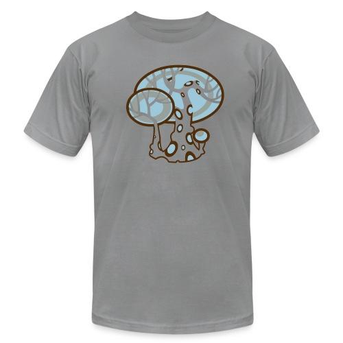 Hug A Tree - Men's Fine Jersey T-Shirt