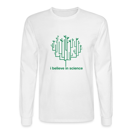 Tree of Life: Long Sleeved Tee - Men's Long Sleeve T-Shirt